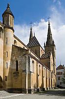 Europe/Suisse/Jura Suisse/ Neuchatel:  Collégiale de  Neuchâtel