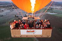20150801 August 01 Hot Air Balloon Gold Coast
