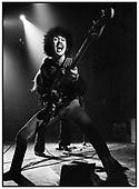 Aug 12, 1977: THIN LIZZY - Tivoli Concert Hall Copenhagen Denmark
