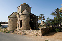 Nordzypern, Agios Nikolaos und Agia Zoni in Famagusta (Gazimagusa, Ammochostos)