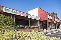 Asian Restaurants Along W. Las Tunas Dr. in San Gabriel