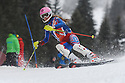 04/01/2015 under 14 girls slalom run 1