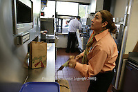 The manager at Jack in the Box in Redmond, Washington.