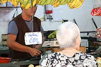 CAMPINAS, SP 28.05.2018: GREVE-SP - Movimentação no Mercado Municipal de Campinas, interior de São Paulo, onde consumidores sentem aumento nos preços e também ficou sem movimento nos últimos dias. (Foto: Luciano Claudino/Codigo19)