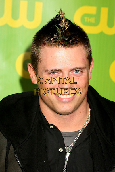 MIKE MIZANIN.The CW Winter TCA All Star Party at the Ritz Carlton Hotel, Pasadena, California, USA..January 19th, 2007.headshot portrait hair mohawk.CAP/ADM/BP.©Byron Purvis/AdMedia/Capital Pictures