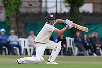 Dominic Sibley hits four runs for Surrey during Surrey CCC vs Essex CCC, Specsavers County Championship Division 1 Cricket at Guildford CC, The Sports Ground on 9th June 2017