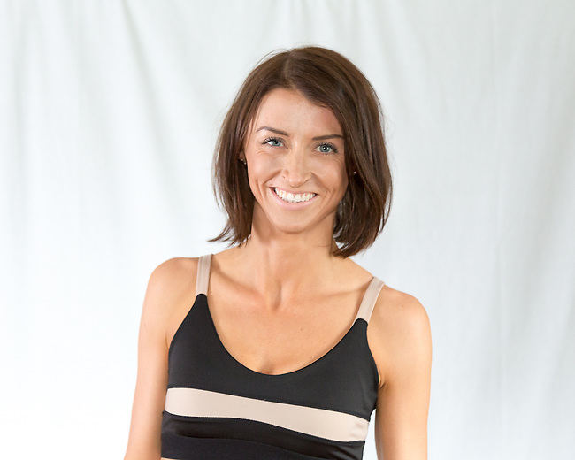 Lulu Adams Fitness Instructor - Headshots