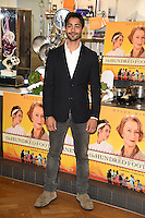 "Manish Dayal at the photocall for ""The Hundred Foot Journey"", London. 02/09/2014 Picture by: Steve Vas / Featureflash"