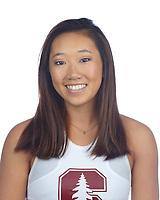 Stanford, CA - January 15, 2020: Sara Choy, Athlete and Staff headshots.