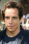 """WESTWOOD, CA. - October 26: Actor Ben Stiller arrives at the premiere of Dreamworks' """"Madagascar: Escape 2 Africa"""" at the Mann Village Theater on October 26, 2008 in Los Angeles, California."""