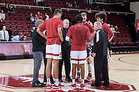Stanford Basketball M v Washington State, January 11, 2020