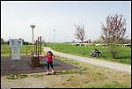 BORGARO - Percorso ginnico di via Bertino