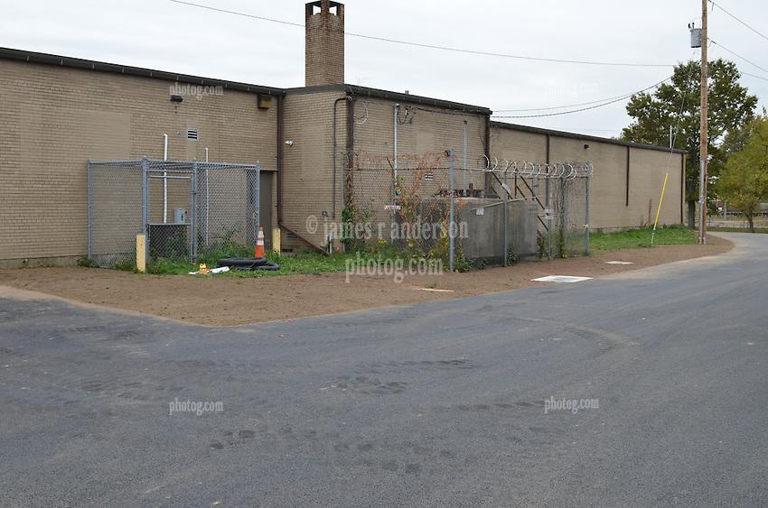 Construction Progress Photograph, Sea Street Salt Storage Facility, New Haven. Progress Documentation Submission 6.