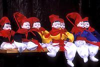 Gubbio 15 MAY 2006..Festival of the Ceri..The souvenir ....http://www.ceri.it/ceri_eng/index.htm..