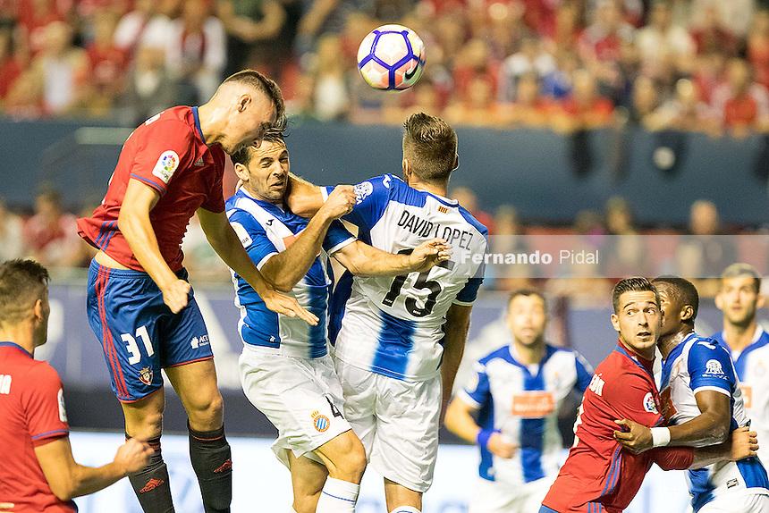 osasuna, español, sadar, liga santander, futbol