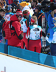 Pyeongchang, Korea, 10/3/2018- Competes in the Biathlon at the Alpensa Biathlon Centre during the 2018 Paralympic Games in PyeongChang. Photo Scott Grant/Canadian Paralympic Committee.