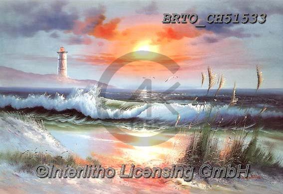 Alfredo, LANDSCAPES, LANDSCHAFTEN, PAISAJES, paintings+++++,BRTOCH51533,#l#, EVERYDAY ,puzzle,puzzles