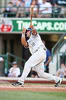 Beloit Snappers Anderson Hidalgo during the Midwest League All Star Game at Parkview Field in Fort Wayne, IN. June 22, 2010. Photo By Chris Proctor/Four Seam Images