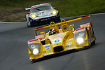 Lucas Luhr races the Penske Porsche RS Spyder at the American Le Mans at the Mid-Ohio, 2006<br /> <br /> Please contact me for the full-size image<br /> <br /> For non-editorial usage, releases are the responsibility of the licensee.