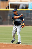 Ron Garth  -  Seattle Mariners - 2009 spring training.Photo by:  Bill Mitchell/Four Seam Images