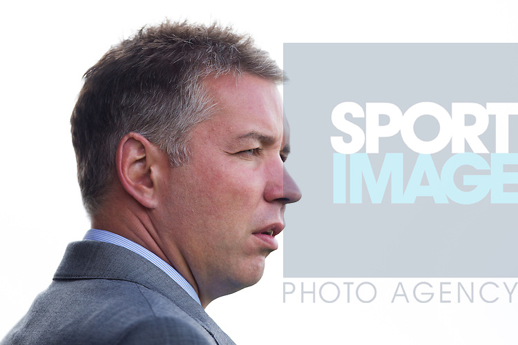 Peterborough manager Darren Ferguson - Crewe Alexandra vs. Peterborough United - Skybet League One - Alexandra Stadium - Crewe - 07/09/2013 Pic Philip Oldham/Sportimage
