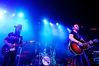 MANCHESTER, ENGLAND - MAY 12: John Osborne and T.J Osborne of 'Brothers Osborne' performing at O2 Ritz on May 12, 2018 in Manchester, England.<br /> CAP/MAR<br /> &copy;MAR/Capital Pictures