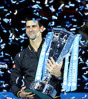 121112 ATP World Tour Finals Day 8