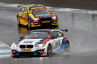 Round 8 of the 2018 British Touring Car Championship. #2 Colin Turkington. Team BMW. BMW 125i M Sport.