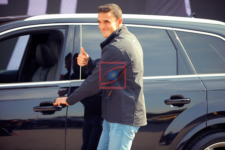 AUDI Premium Partner del FC Barcelona.<br /> Jordi Masip.
