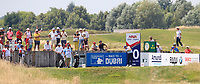 Paul Dunne (IRL) on the 10th tee during Round 3 of the HNA Open De France at Le Golf National in Saint-Quentin-En-Yvelines, Paris, France on Saturday 30th June 2018.<br /> Picture:  Thos Caffrey | Golffile