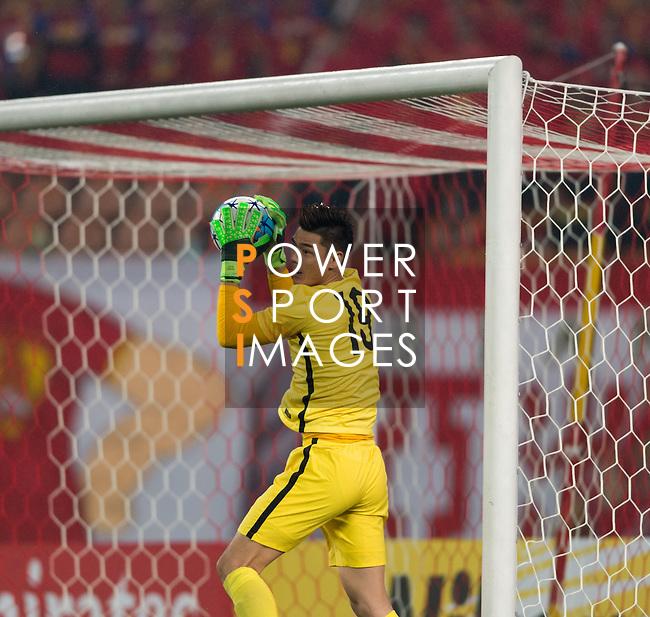 Match Day 3 Guangzhou Evergrande (CHN) VS Urawa Red Diamonds (JPN) during the AFC Champions League 2016 16 March 2016 in Guangzhou Tianhe Sport Centre, Photo by Ike Li / Power Sport Images