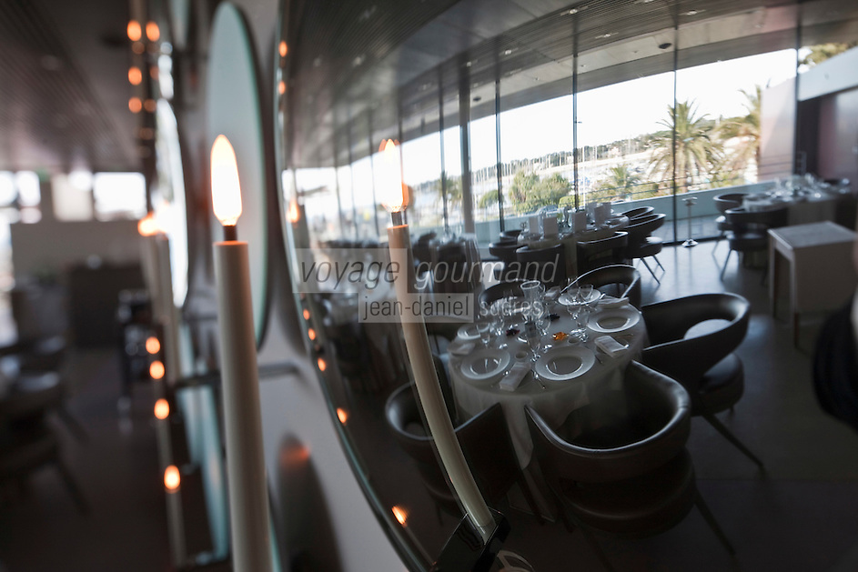Europe/France/Provence-Alpes-Cote d'Azur/Alpes-Maritimes/Antibes/Juan-les-Pins: Restaurant: Les Pêcheurs au Cap d'Antibes Beach Hôtel