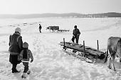 Maramures, Romania<br /> January 1,1992