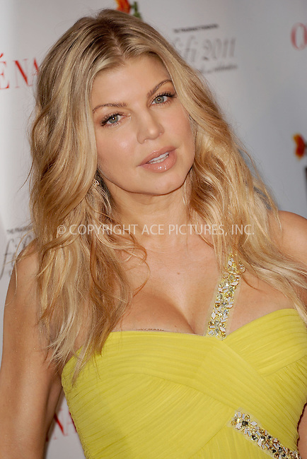 WWW.ACEPIXS.COM . . . . . .May 25, 2011...New York City...Fergie attends the 2011 FiFi Awards at The Tent at Lincoln Center on May 25, 2011 in New York City.....Please byline: KRISTIN CALLAHAN - ACEPIXS.COM.. . . . . . ..Ace Pictures, Inc: ..tel: (212) 243 8787 or (646) 769 0430..e-mail: info@acepixs.com..web: http://www.acepixs.com .