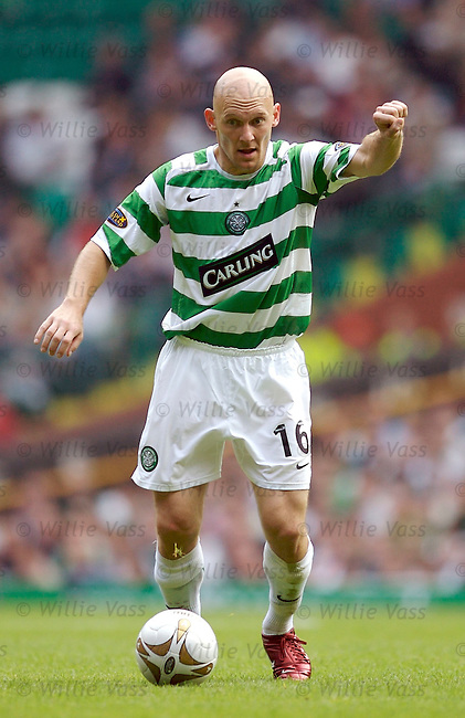 Thomas Gravesen, Celtic.stock season 2006-2007.pic willie vass