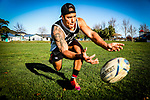 Rugby Profiles - Cleve Barrell