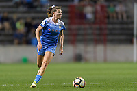 Bridgeview, IL - Saturday August 12, 2017: Arin Gilliland during a regular season National Women's Soccer League (NWSL) match between the Chicago Red Stars and the Portland Thorns FC at Toyota Park. Portland won 3-2.