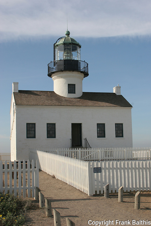 Point Loma Lighthouse, Cabrillo National Monument