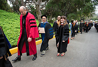 President Jonathan Veitch, Professor Anthony Chase and Sara El-Amine '07<br />