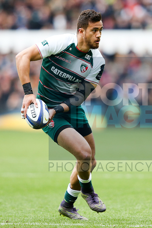 Leicester?s Peter Betham during the 2016 semi-final of the European Rugby Champions Cup match at the City Ground, Nottingham. Photo credit should read: Charlie Forgham Bailey/Sportimage