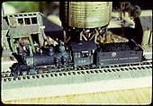 D&amp;RGW #316 C-18 model engine.<br /> D&amp;RGW  Dorman's Model Train Layout,