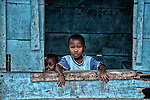 Sierra Leone, <br /> Life after the Ebola epidemic <br /> The country is now recovering from the Ebola virus epidemic, which infected 14,122 people and killed 3,955. The dramatic spread of the virus struck a population already worn out by a decade of civil war. <br /> ph &copy; Andreja Restek, 2016