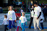 A fun one-mile walk is part of the Quad Cities Marathon 2010.