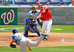 2008-06-22 MLB: Rangers at Nationals