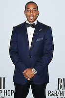 HOLLYWOOD, LOS ANGELES, CA, USA - AUGUST 22: Ludacris, Christopher Brian Bridges at the BMI R&B/Hip-Hop Awards 2014 held at the Pantages Theatre on August 22, 2014 in Hollywood, Los Angeles, California, United States. (Photo by Xavier Collin/Celebrity Monitor)