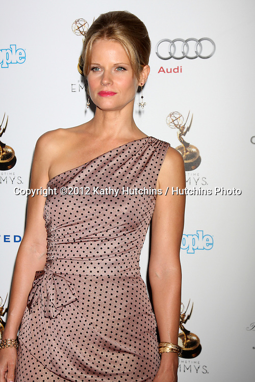 LOS ANGELES - SEP 21:  Joelle Carter arrives at the Primetime Emmys Performers Nominee Reception at Spectra by Wolfgang Puck on September 21, 2012 in Los Angeles, CA
