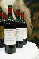 Chateau Cheval Blanc 1989, Saint Emilion. Bordeaux, France