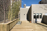 Roof Deck at 312 East 22nd Street