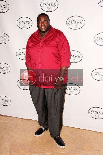 """Quinton Aaron<br /> at the SHARE 60th Annual """"Denim & Diamonds"""" Boomtown Event, Beverly Hilton Hotel, Beverly Hills, CA 05-11-13<br /> David Edwards/Dailyceleb.com 818-249-4998"""