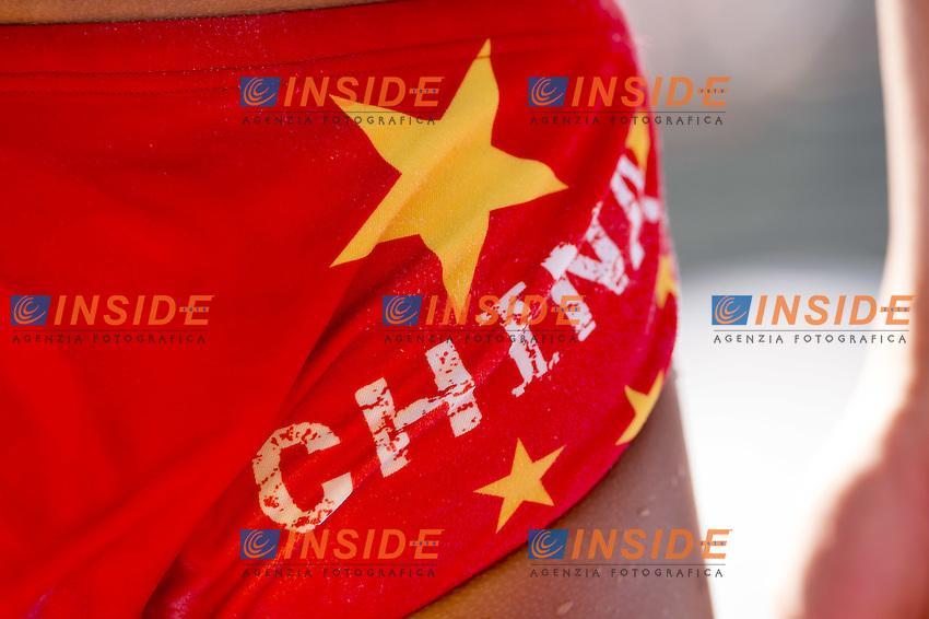 Team China<br /> final 7th-8th China CHN (white) - Italy ITA (blue)<br /> day 06 - 28/06/2015<br /> FINA Water Polo World League Superfinal Men<br /> Bergamo (ITA) 23-28 June 2015<br /> Photo G.Scala/Deepbluemedia